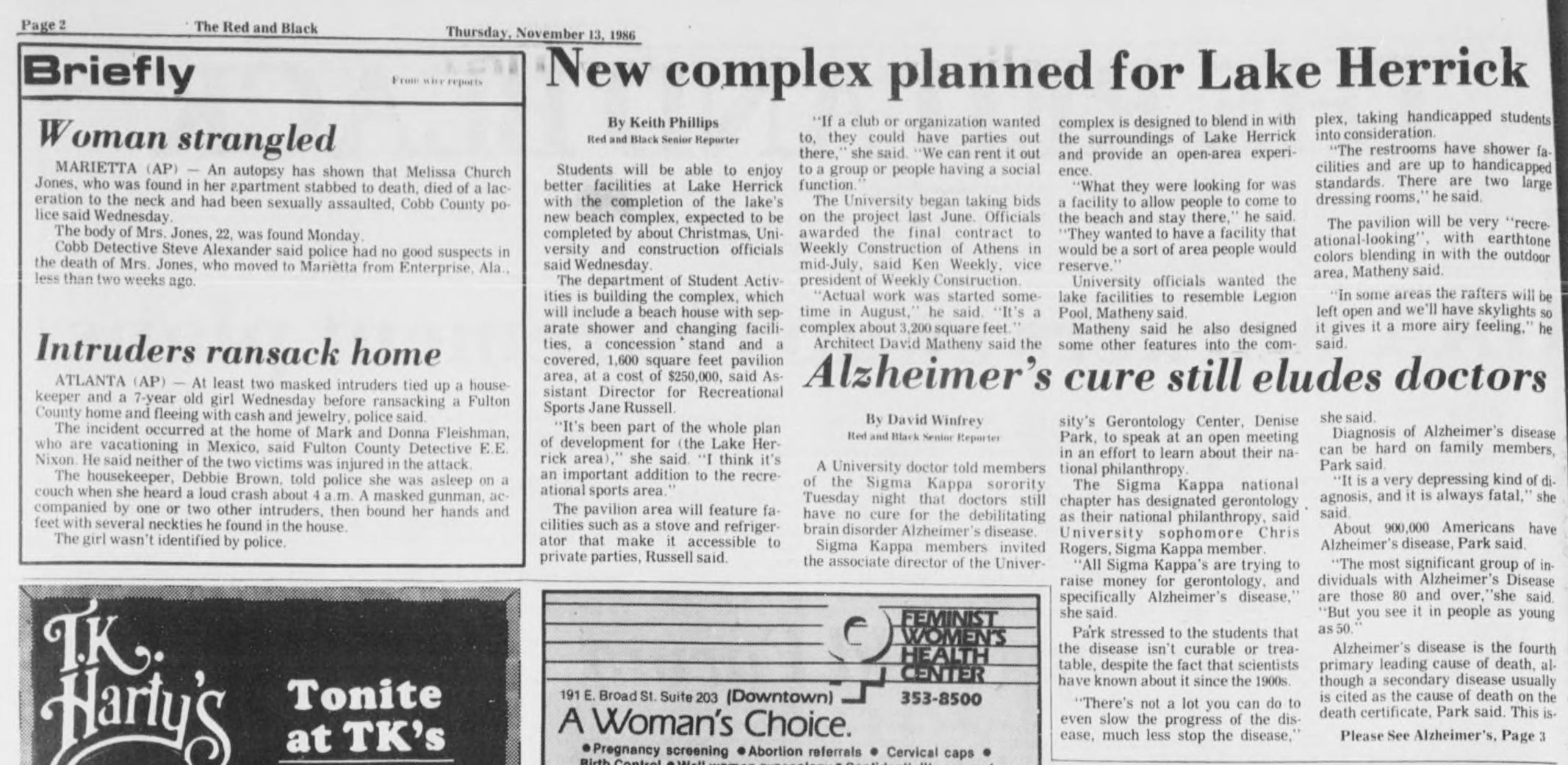November 13, 1986