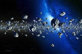 Kuiper belt image courtesy newscientist.com