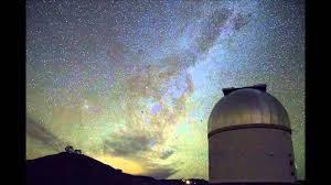Suburu telescope in Japan